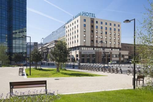 Apogia Paris : Hotel near Vitry-sur-Seine