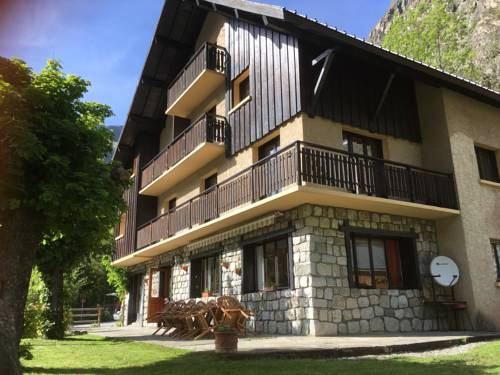 Chalet Freeride : Guest accommodation near Saint-Christophe-en-Oisans