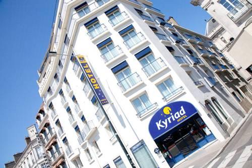 Kyriad Nantes Centre Gare Nord : Hotel near Nantes