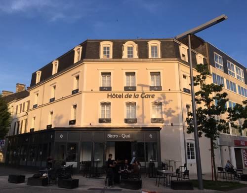 Hotel Le Mans Proche Gare