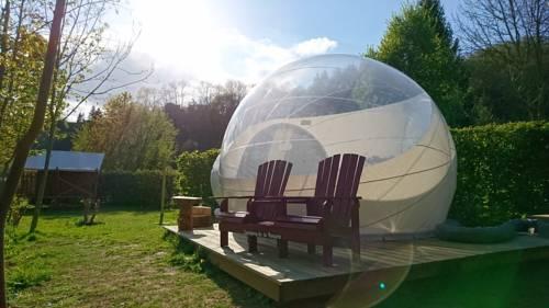 camping de la rouvre : Guest accommodation near Athis-de-l'Orne