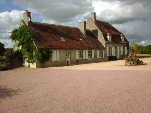 La Loeuf : Guest accommodation near Couleuvre