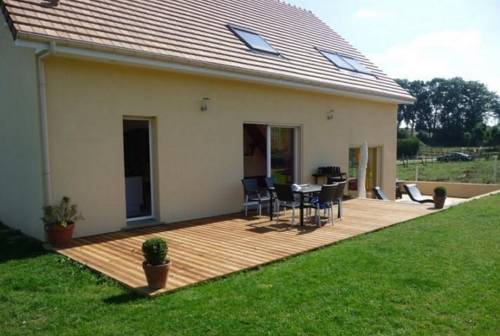 Chambres d'hôtes en Normandie : Bed and Breakfast near Gonneville-sur-Scie