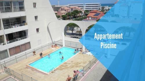 Le barcares map of le barcar s 66420 france for Hotel perpignan avec piscine