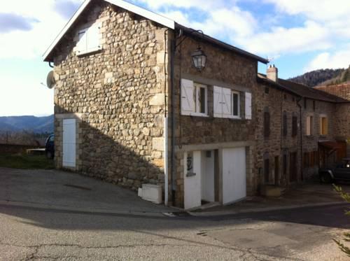 le clos des girolles : Guest accommodation near Rochepaule