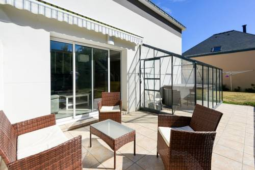 Maison Cosy Bord de Mer- Jacuzzi : Guest accommodation near Guidel