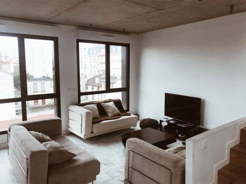 Appartement Vanves : Apartment near Malakoff