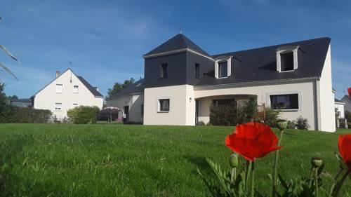 Logis de l'Hermitage : Guest accommodation near Angrie