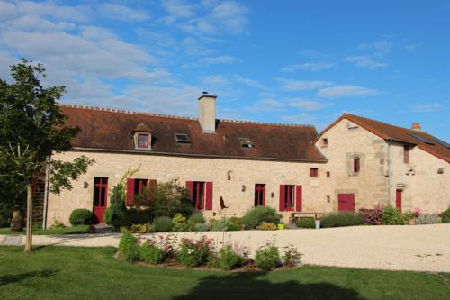 La Troliere : Guest accommodation near Souvigny