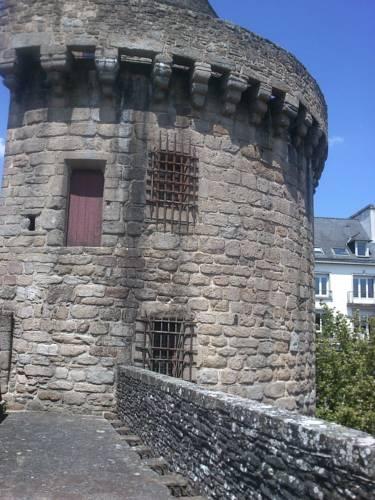 Maisonnette entre terre et mer : Guest accommodation near Bieuzy
