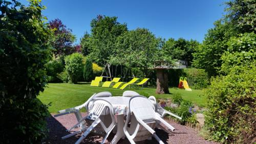 Le Trapesin : Guest accommodation near Coutances