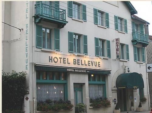 Hotel Bellevue : Hotel near Dommartin-Dampierre
