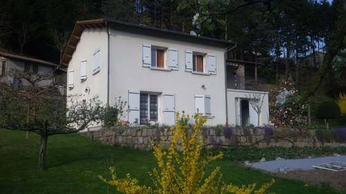 Gite AURIVES : Apartment near Arcens