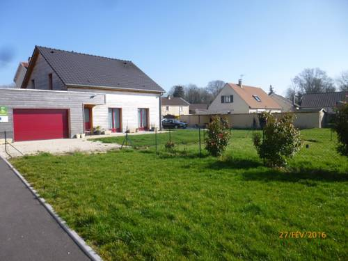 Holiday home Rue Neuve : Guest accommodation near Hauviné