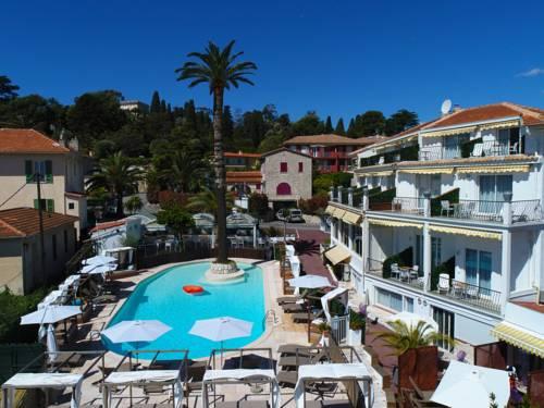 Hotel & Spa la Villa Cap Ferrat : Hotel near Saint-Jean-Cap-Ferrat