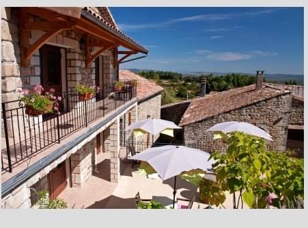 Aux Vieux Arceaux : Hotel near Ailhon
