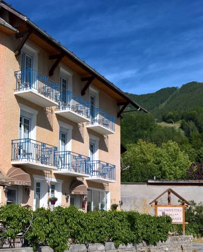 Les Fauvettes : Hotel near Chabottes