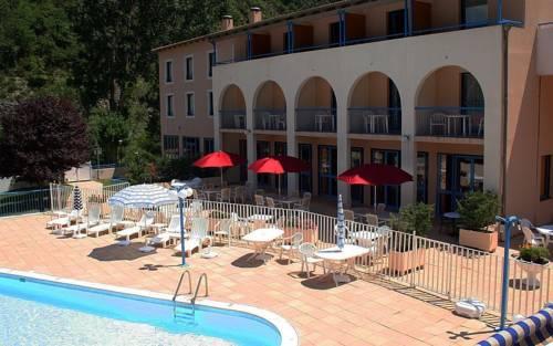Tonic Hotel : Hotel near La Robine-sur-Galabre
