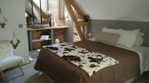La Bastide de Barbizon : Bed and Breakfast near Cély