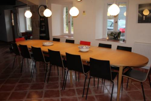 les Chouettes - gite for 15 people : Guest accommodation near Saint-Marcel-en-Marcillat