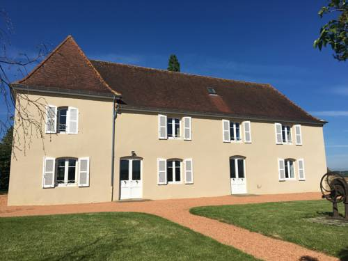 La Vicomté : Guest accommodation near Avrilly