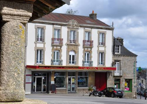 La Croix D'or : Hotel near Berné