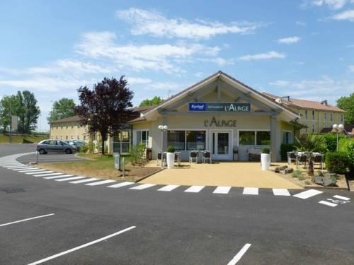 Kyriad Lyon Est - Bron Eurexpo Le Cottage : Hotel near Vénissieux