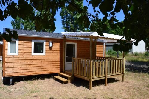 Camping de la Cesse : Guest accommodation near Agel
