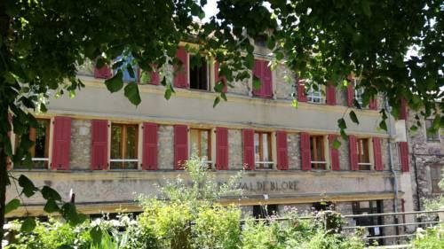 Hôtel de Valdeblore : Hotel near Roure