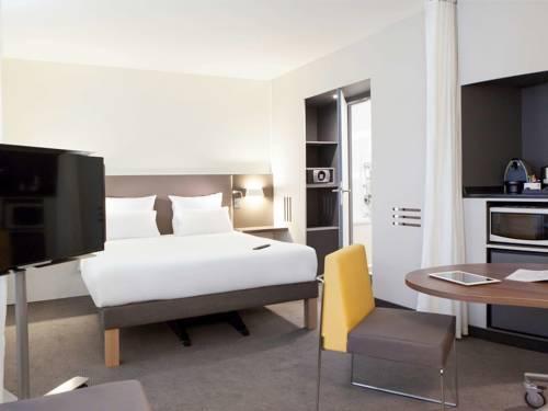 Novotel Suites Paris Stade de France : Hotel near Aubervilliers