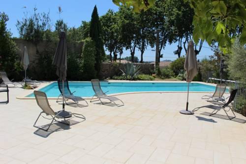 La Maison Rose : Guest accommodation near Adissan
