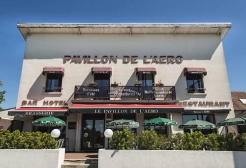 Le Pavillon de l'Aéro - Versailles - Saint Cyr l'Ecole : Hotel near Rennemoulin