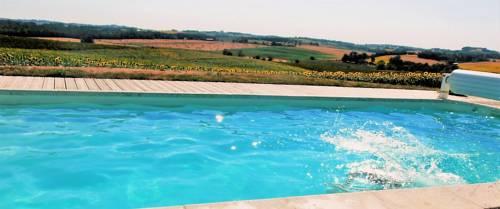 Domaine des Cadets de Gascogne : Guest accommodation near Lectoure