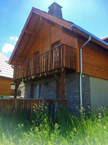 Chalet Pra Loup : Guest accommodation near Uvernet-Fours