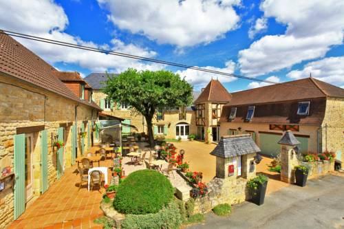 Hotel Restaurant Coulier : Hotel near Archignac