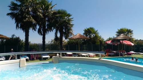 Residence de Nareoux : Guest accommodation near Pavie