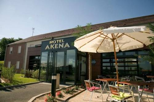 Hotel Akena City : Hotel near Auger-Saint-Vincent