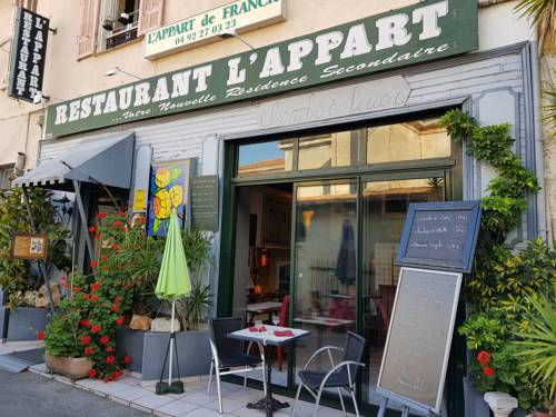 l'appart de franck : Hotel near Saint-Laurent-du-Var