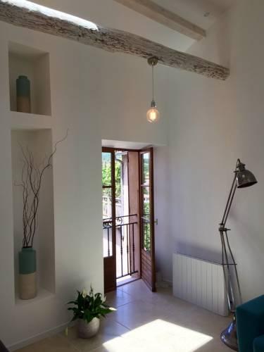 Forcal : Apartment near Forcalquier