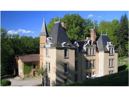 Chateau de Bonnevaux : Bed and Breakfast near Cour-et-Buis