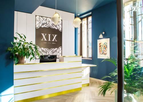 Hôtel le XIX : Hotel near Béziers