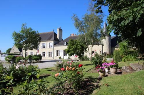 Manoir de Turqueville les Quatre Etoiles : Guest accommodation near Audouville-la-Hubert