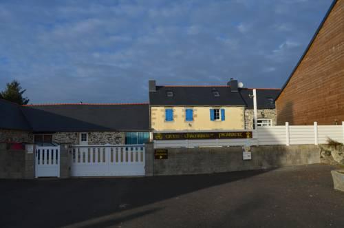 Picabreiz : Guest accommodation near Châteaulin