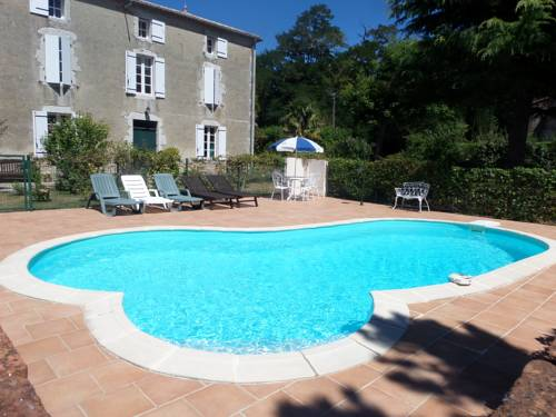 Metairie de morin : Guest accommodation near Aiguillon