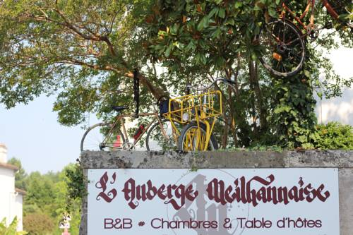 L'auberge Meilhannaise : Bed and Breakfast near Jusix