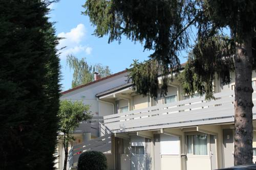 Campanile Vichy - Bellerive : Hotel near Espinasse-Vozelle