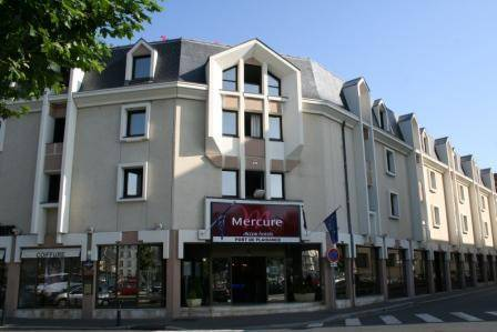 Mercure Caen Centre Port De Plaisance : Hotel near Caen