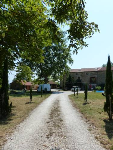 Le Clos de Ceintres : Guest accommodation near Ardoix