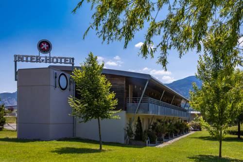 Inter-Hotel Le Cap : Hotel near La Saulce