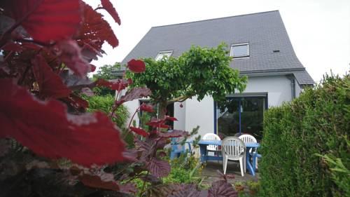 La Maison Bleue : Guest accommodation near Annoville